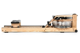WaterRower Natural Ash S4 Rowing Machine - Gym, Fitness, Rehabilitation Training -